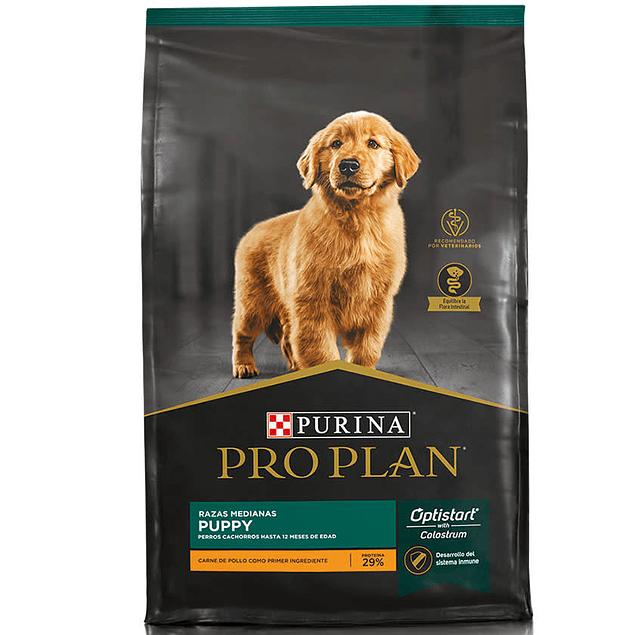 Pro Plan Puppy Raza Mediana 3kg