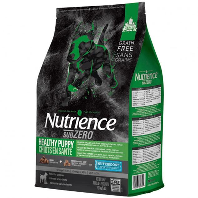 Nutrience SubZero Cachorro 10kg