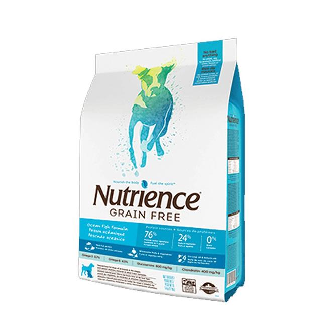 Nutrience Grain Free Pescado 5kg