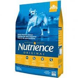 Nutrience Original Adulto Raza Mediana 11,5kg