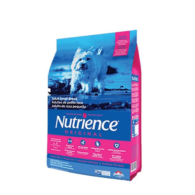 Nutrience Original Adulto Raza Pequeña 2,5kg