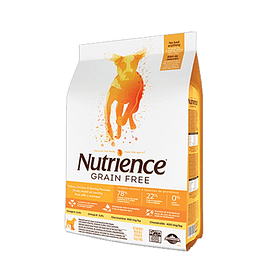 Nutrience Grain Free Carne 5kg