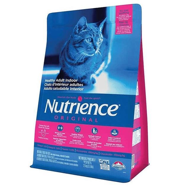 Nutrience Original Indoor Adulto 2,5kg