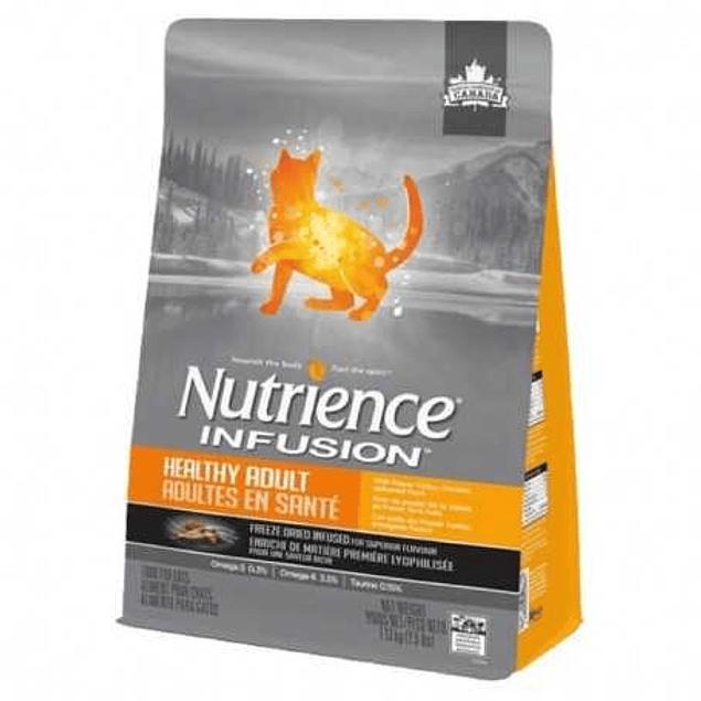 Nutrience Infusión Adulto gato 2,27kg