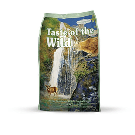 Taste of The Wild Rocky Mountain (Venado) 2kg
