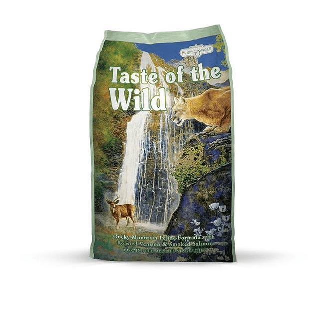 Taste of The Wild Rocky Mountain (Venado) 6.6kg