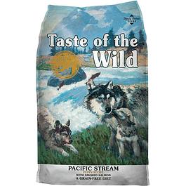 Taste of The Wild Pacific Stream Cachorro (Salmon) 12.2kg