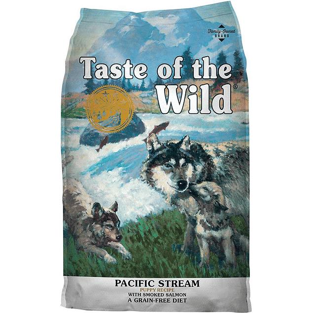 Taste of The Wild Pacific Stream Cachorro (Salmon) 2kg