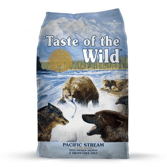 Taste of The Wild Pacific Stream Adulto (Salmon) 2kg