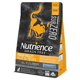 Nutrience SubZero Fraser Valley 5kg