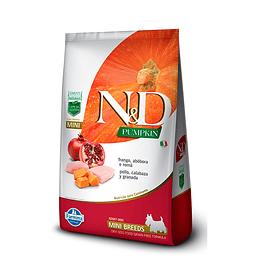 N&D Pumpkin Perro Mini Adulto 2,5kg