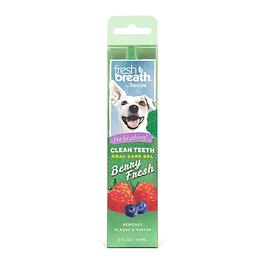 Fresh Breath Gel Dental Para Perro (Berry) 59ml
