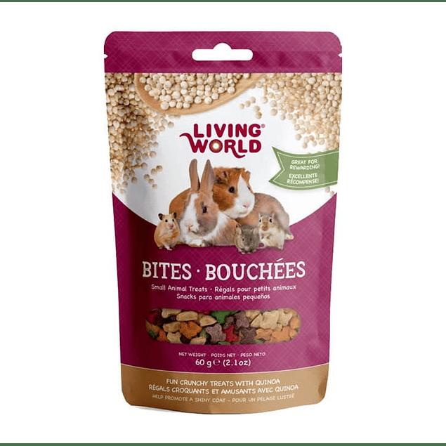 Living World Bites Quinoa 60gr