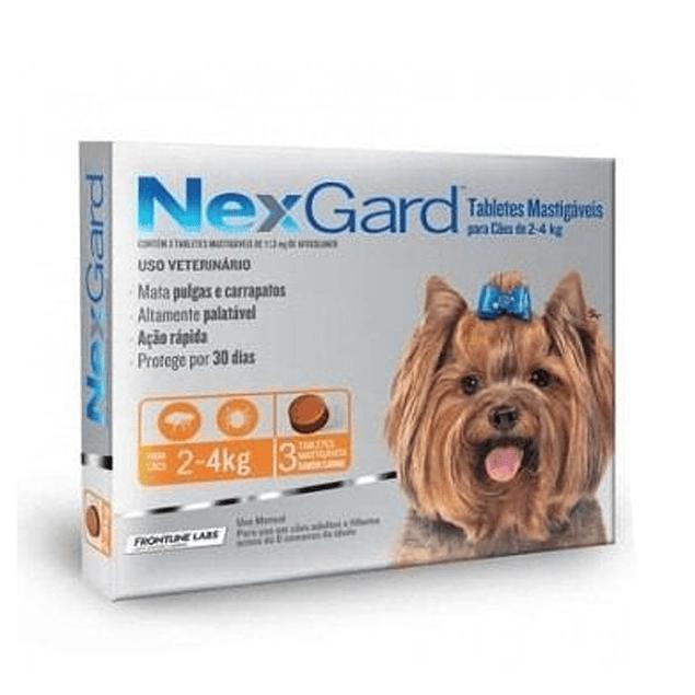 NexGard (2 - 4 kg)