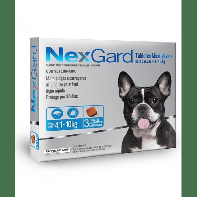 NexGard (4,1 - 10 kg)