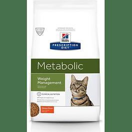 Hill's Metabolic Gato Adulto 3,8kg
