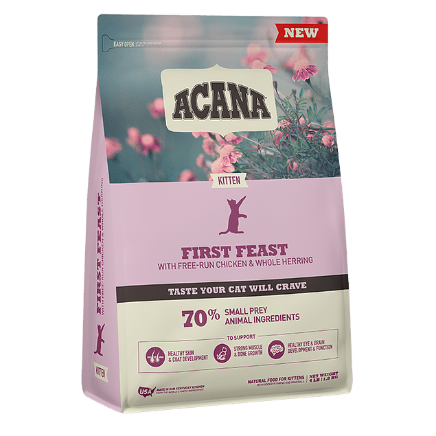 Acana First Feast Gato 1,8kg