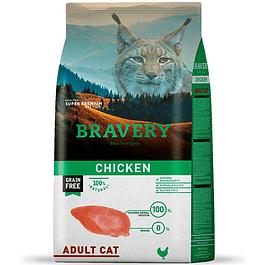 Bravery Chicken Adult Cat 7kg