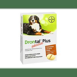 Drontal Plus 1 tableta Perro Grande
