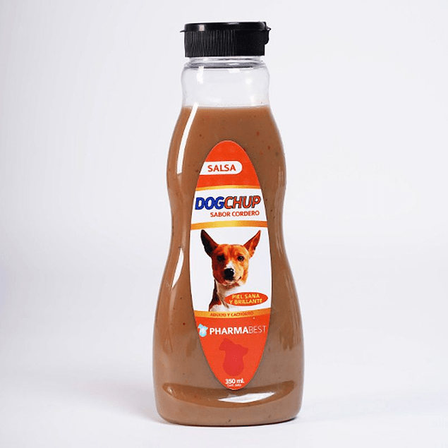 Dogchup Salsa (Cordero)