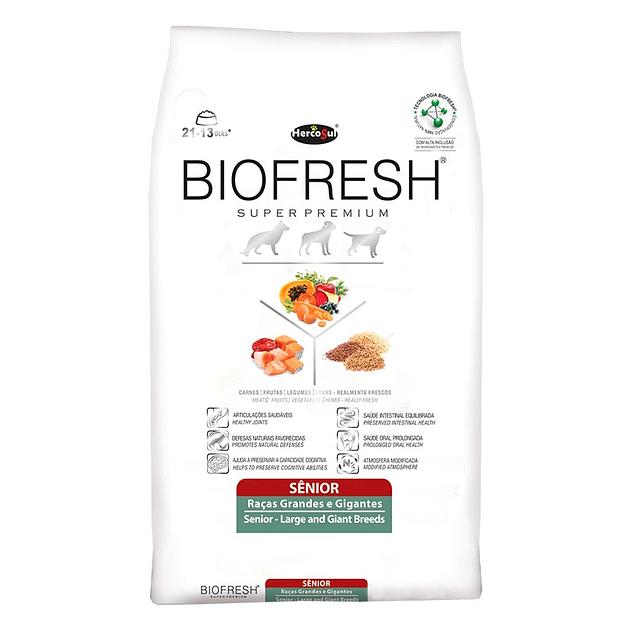 Biofresh Super premium Perros Senior Raza Grande/Gigante 15kg