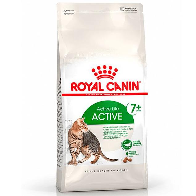 Royal Canin Active +7 Gato 1,5kg
