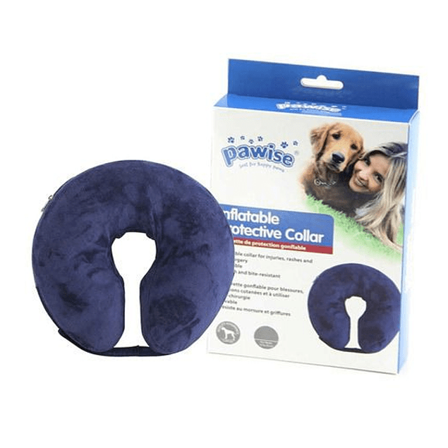 Pawise Collar Inflable talla L