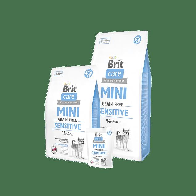 Brit Care MINI SENSITIVE Venison 7kg