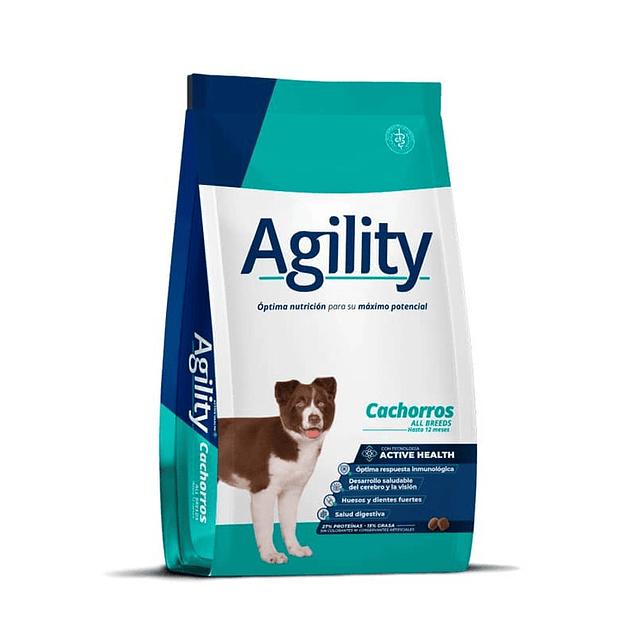 Agility Cachorro 15kg