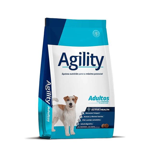 Agility Adulto Raza Pequeña 3kg