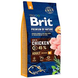 Brit Premium By Nature Adulto Medium 15kg