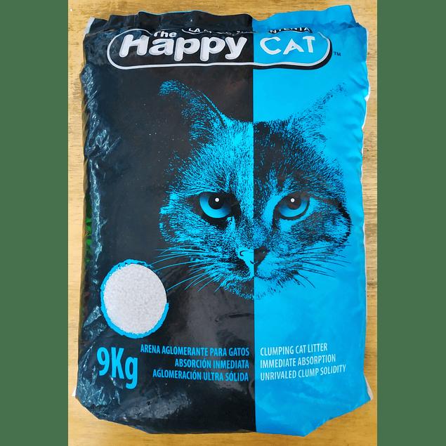 Arena para Gatos Happy Cat de 9kg