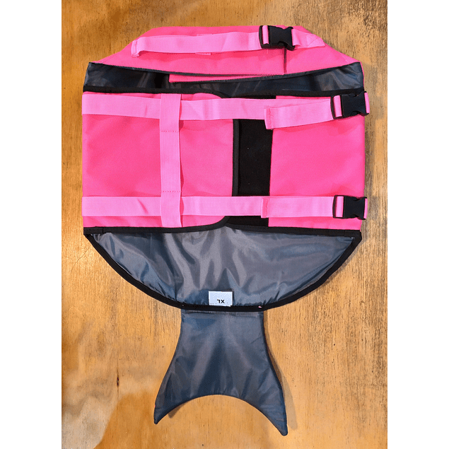 Chaleco Salvavidas Diseño Sirena talla XL