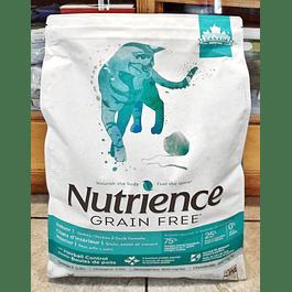 NUTRIENCE GRAIN FREE Control Bolas de Pelo 5kg