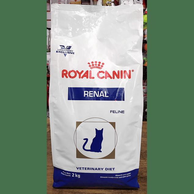 Royal Canin Renal Gato 2kg
