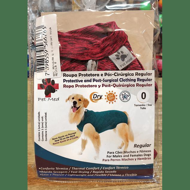 Malla Post-Operatoria Perro Talla 0 (cachorros)