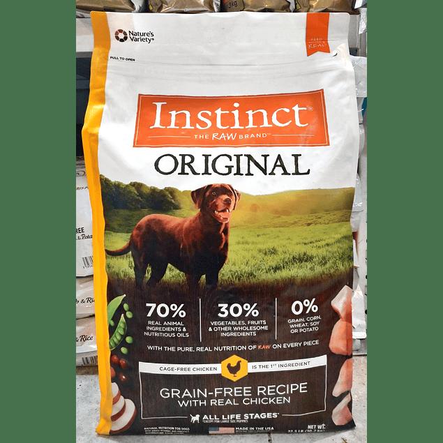 Instinct ORIGINAL Pollo 10,2kg