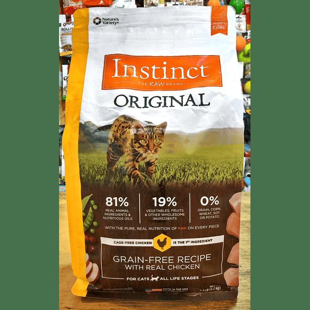 Instinct ORIGINAL Pollo 2,2kg