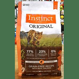 Instinct ORIGINAL Salmón 2kg