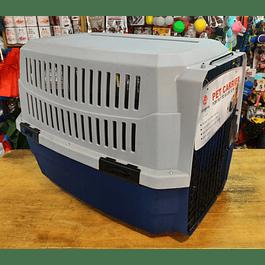 Jaula de Transporte para Perro de hasta 22kg (6008-XL)