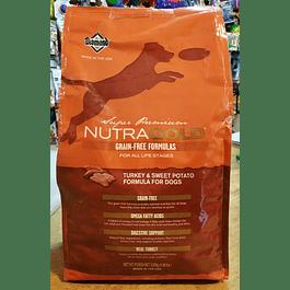 NUTRAGOLD Grain-Free Pavo 2,25kg