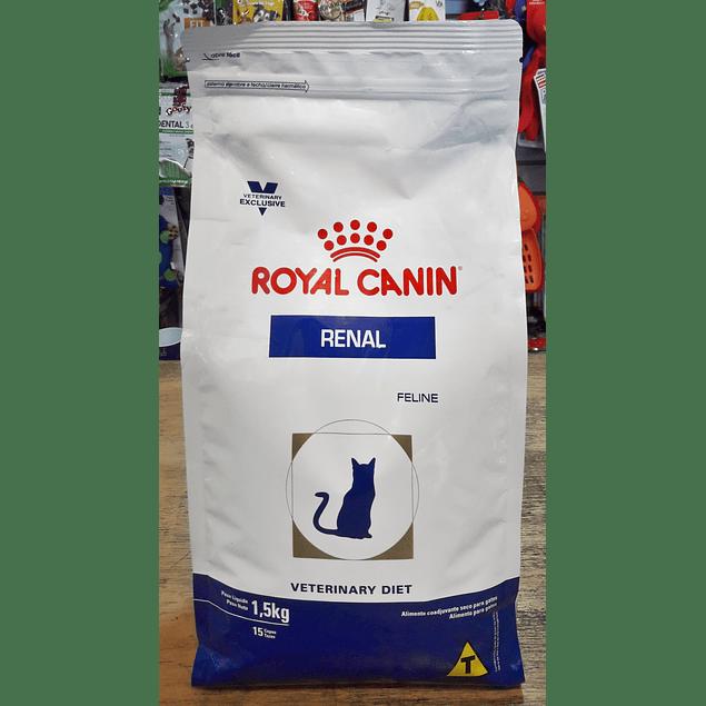 Royal Canin Renal Gato 1,5kg
