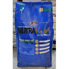 NutraGold Indoor Adult Cat 3kg