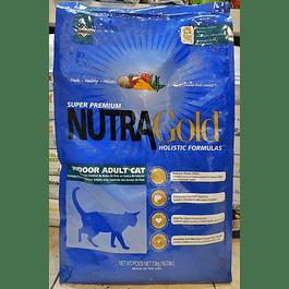 NutraGold Indoor Adult Cat 7,5kg