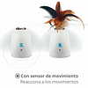 Juguete Interactivo Gigwi Pet Droid Feather Hider