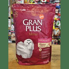 GRAN PLUS Mini Adulto 3kg
