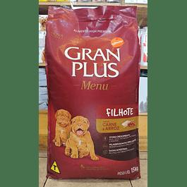 GRAN PLUS Cachorro 15kg