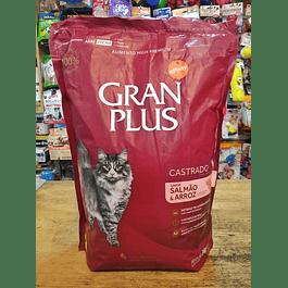 GRAN PLUS Gato Castrado (Salmón) 3kg