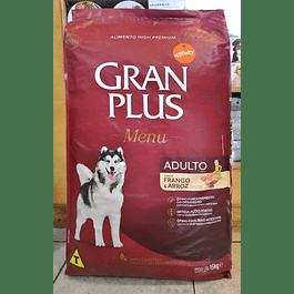 GRAN PLUS Adulto pollo 15kg