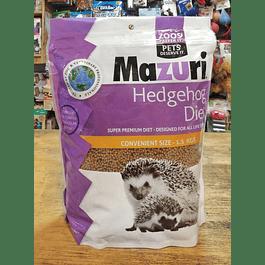 Alimento Mazuri para Erizo 1.5kg